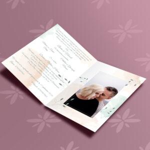 invitatie nunta model Laura 3