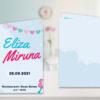 Invitatie botez model Eliza Miruna 02