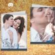 Invitatie de nunta cu poze Full Photo
